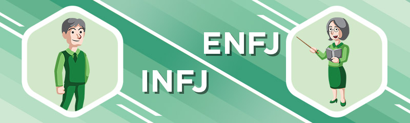 Building the INFJ - ENFJ Relationship - Personality Central