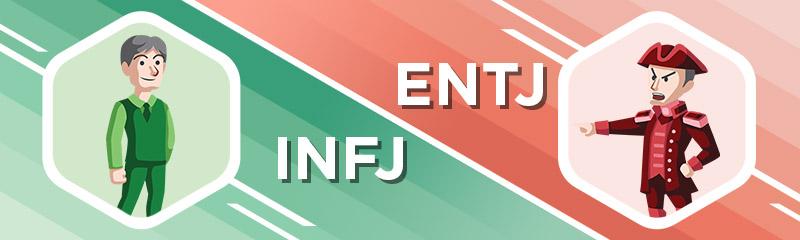 INFJ - ENTJ Relationship