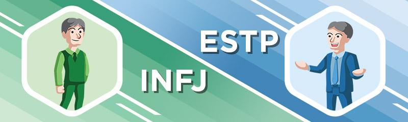 INFJ - ESTP Relationship