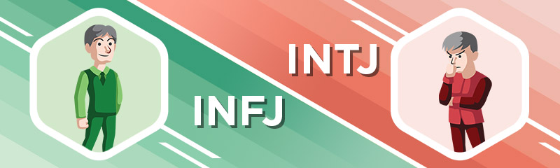 INFJ dating INTJ