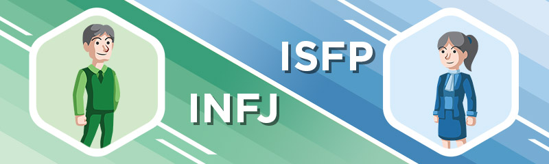 Building the INFJ - ISFP Relationship - Personality Central