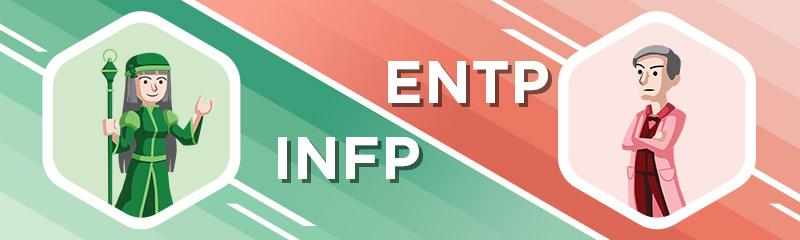 INFP - ENTP Relationship