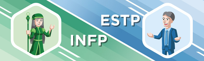 INFP - ESTP Relationship
