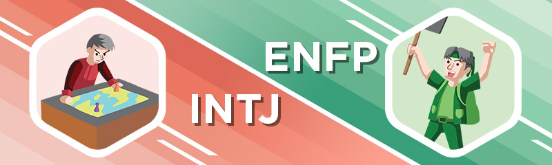 Building the INTJ - ENFP Relationship - Personality Central