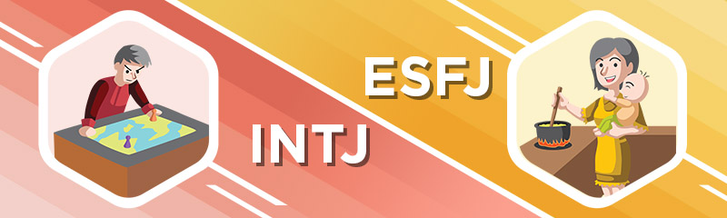 Building the INTJ - ESFJ Relationship - Personality Central