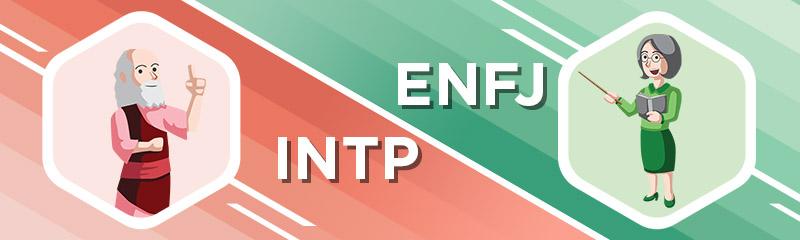 INTP - ENFJ Relationship