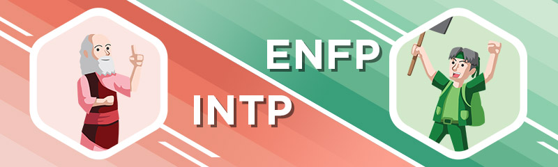 Enfp intp dating