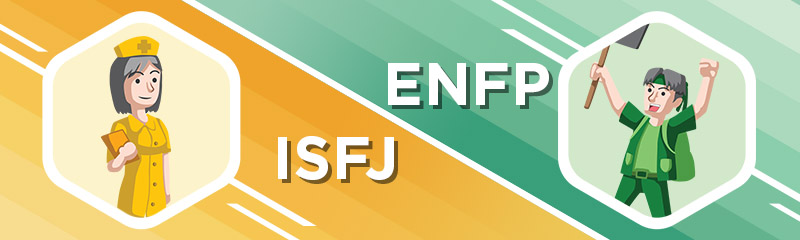 Building the ISFJ - ENFP Relationship - Personality Central