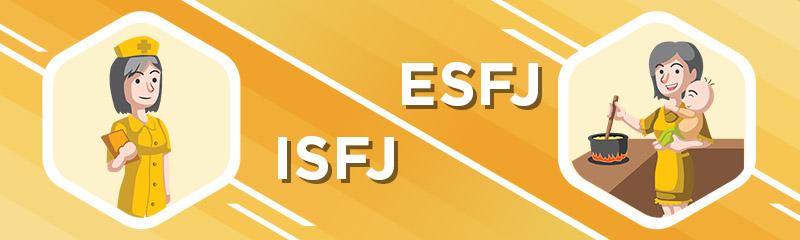 ISFj Dating ESFp
