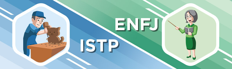 Building the ISTP - ENFJ Relationship - Personality Central