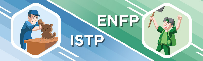 Building the ISTP - ENFP Relationship - Personality Central