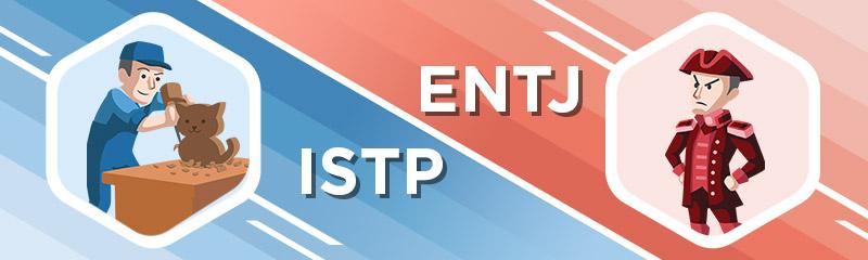ISTP - ENFP Relationship