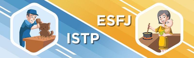 ISTP - ESFJ Relationship