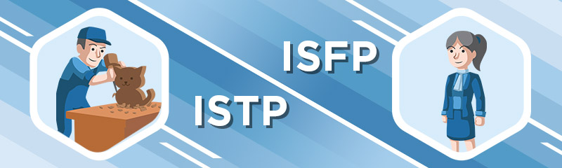 ISTP - ISFP Relationship