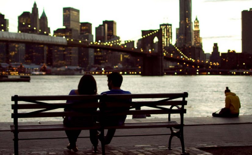Goede dating spots in NYC